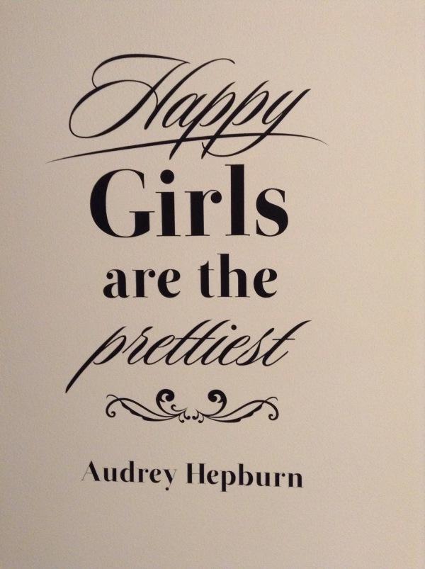Meghan Currie e la felicità